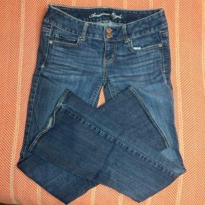 American Eagle Jeans Stretch Artist 4 Reg